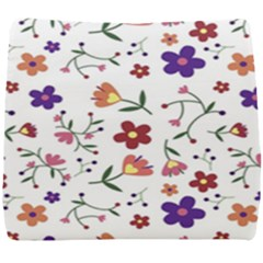 Flowers Pattern Texture Nature Seat Cushion