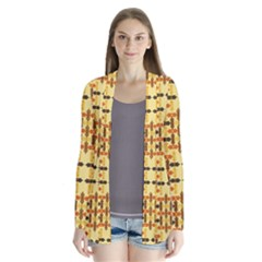 Background Abstract Background Drape Collar Cardigan