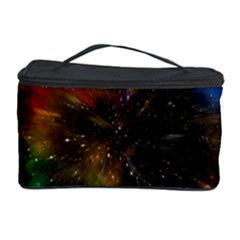 Universe Galaxy Sun Star Movement Cosmetic Storage by Simbadda