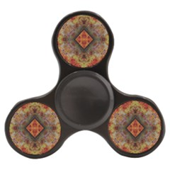 Autumn Kaleidoscope Art Pattern Finger Spinner by Simbadda