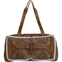 Fractal Pattern Decoration Abstract Multi Function Bag