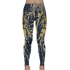 Nature Model No One Wallpaper Lightweight Velour Classic Yoga Leggings