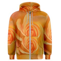 Flower Plant Rose Nature Garden Men s Zipper Hoodie