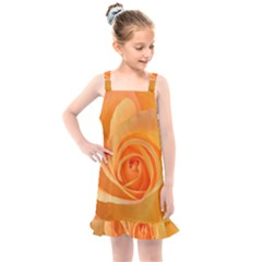 Flower Plant Rose Nature Garden Kids  Overall Dress