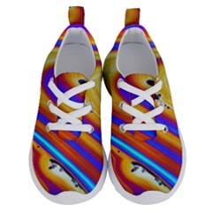 Soap Bubble Color Colorful Running Shoes by Celenk