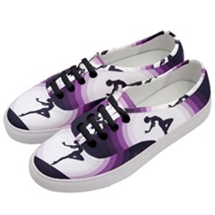 Woman Moon Fantasy Composing Night Women s Classic Low Top Sneakers by Celenk