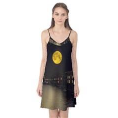 Travel Architecture Tourism Venice Camis Nightgown