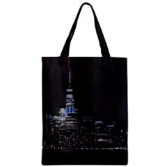 New York Skyline New York City Classic Tote Bag by Celenk