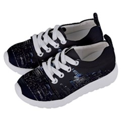 New York Skyline New York City Kids  Lightweight Sports Shoes by Celenk