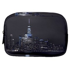 New York Skyline New York City Make Up Pouch (small) by Celenk