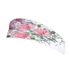 Carnations Flowers Nature Garden Stretchable Headband