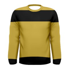 Ghost Gear   Eng Beta   Men s Long Sleeve Tee by GhostGear