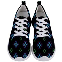 Background Abstract Vector Fractal Men s Lightweight Sports Shoes