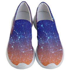 Abstract Pattern Color Design Women s Lightweight Slip Ons