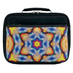 Pattern Abstract Background Art Lunch Bag