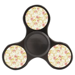 Background Pattern Flower Spring Finger Spinner by Celenk