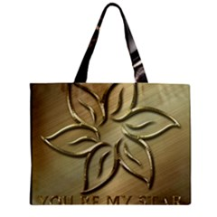 You Are My Star Zipper Mini Tote Bag by NSGLOBALDESIGNS2