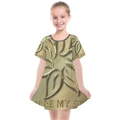 You Are My Star Kids  Smock Dress by NSGLOBALDESIGNS2