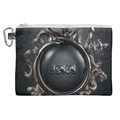 Jesus Canvas Cosmetic Bag (xl) by NSGLOBALDESIGNS2