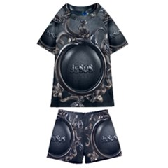 Jesus Kids  Swim Tee And Shorts Set