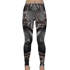 Jesus Lightweight Velour Classic Yoga Leggings