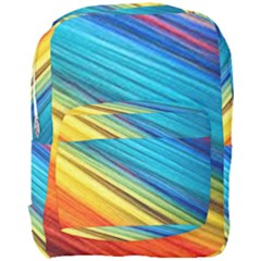 Rainbow Full Print Backpack by NSGLOBALDESIGNS2