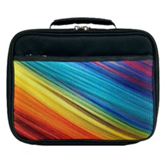Rainbow Lunch Bag by NSGLOBALDESIGNS2