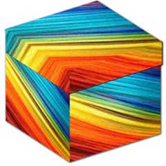 Rainbow Storage Stool 12   by NSGLOBALDESIGNS2