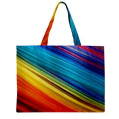Rainbow Mini Tote Bag by NSGLOBALDESIGNS2