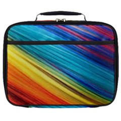 Rainbow Full Print Lunch Bag by NSGLOBALDESIGNS2