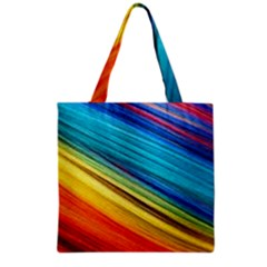 Rainbow Grocery Tote Bag by NSGLOBALDESIGNS2