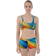 Rainbow Perfect Fit Gym Set by NSGLOBALDESIGNS2