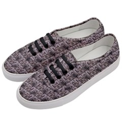 Gothic Church Pattern Women s Classic Low Top Sneakers by snowwhitegirl