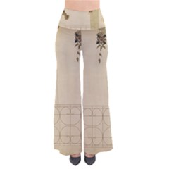 Flapper Lady Vintage So Vintage Palazzo Pants by snowwhitegirl