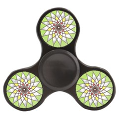 Mandala Model Figure Graphics Finger Spinner by Simbadda