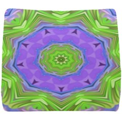 Abstract Art Colorful Seat Cushion