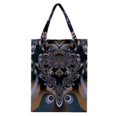 Art Pattern Fractal Art Artwork Design Classic Tote Bag