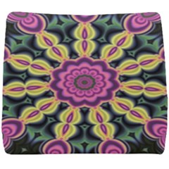 Abstract Art Abstract Background Seat Cushion