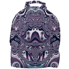 Fractal Art Artwork Design Mini Full Print Backpack by Simbadda