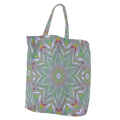 Abstract Art Colorful Texture Giant Grocery Tote