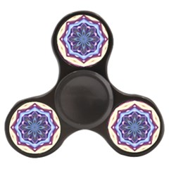 Mandala Art Design Pattern Finger Spinner by Simbadda