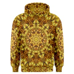 Abstract Antique Art Background Men s Overhead Hoodie