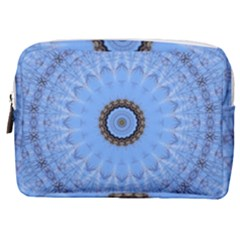 Mandala Graphics Decoration Make Up Pouch (medium) by Simbadda