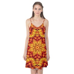 Kaleidoscope Mandala Recreation Camis Nightgown