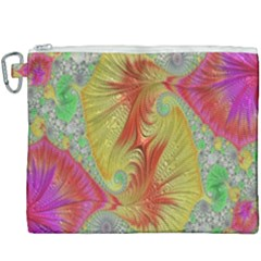 Fractal Artwork Fractal Artwork Canvas Cosmetic Bag (xxxl)