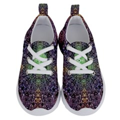 Mandala Carpet Pattern Geometry Running Shoes