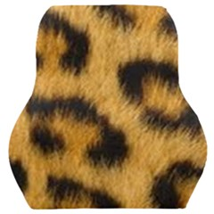 Animal Print Leopard Car Seat Back Cushion  by NSGLOBALDESIGNS2