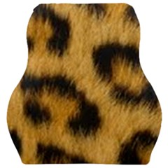 Animal Print Leopard Car Seat Velour Cushion  by NSGLOBALDESIGNS2
