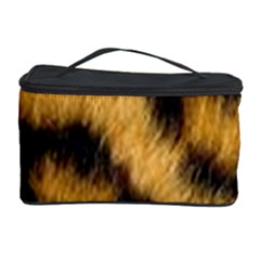 Animal Print Leopard Cosmetic Storage by NSGLOBALDESIGNS2