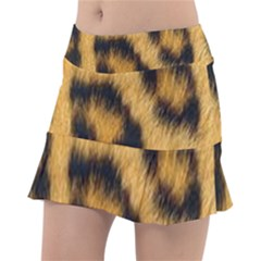 Animal Print Leopard Tennis Skirt